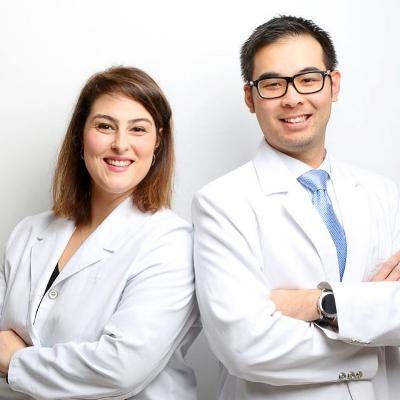 Maude et Patrick, pharmaciens affiliés Proxim