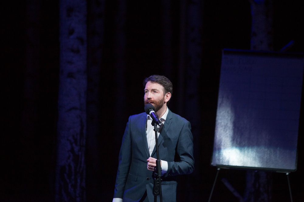 Colm O'Regan  - Comedian, columnist and broadcaster,  Colm has been hosting storytelling nights with The Moth & The Dublin Story Slam since 2014. He writes a weekly column for the Irish Examiner and has performed all over the world on RTÉ's Late Late Show and on Comedy Central.
