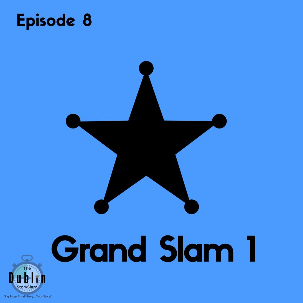 Grand Slam: Part 1 - Recorded live at The Abbey Theatre, this is the first of a two part episode bringing you highlights of The Dublin Story Grand Slam 2018. Featuring stories about everything from late night car chases, kitchen disasters, grim discoveries and the ugly part of chasing a dream with storytellers, John Pigott, Kerri Ward, Claire Nevin & Gary Maloney. The theme of the evening was The Good, The Bad & The Ugly