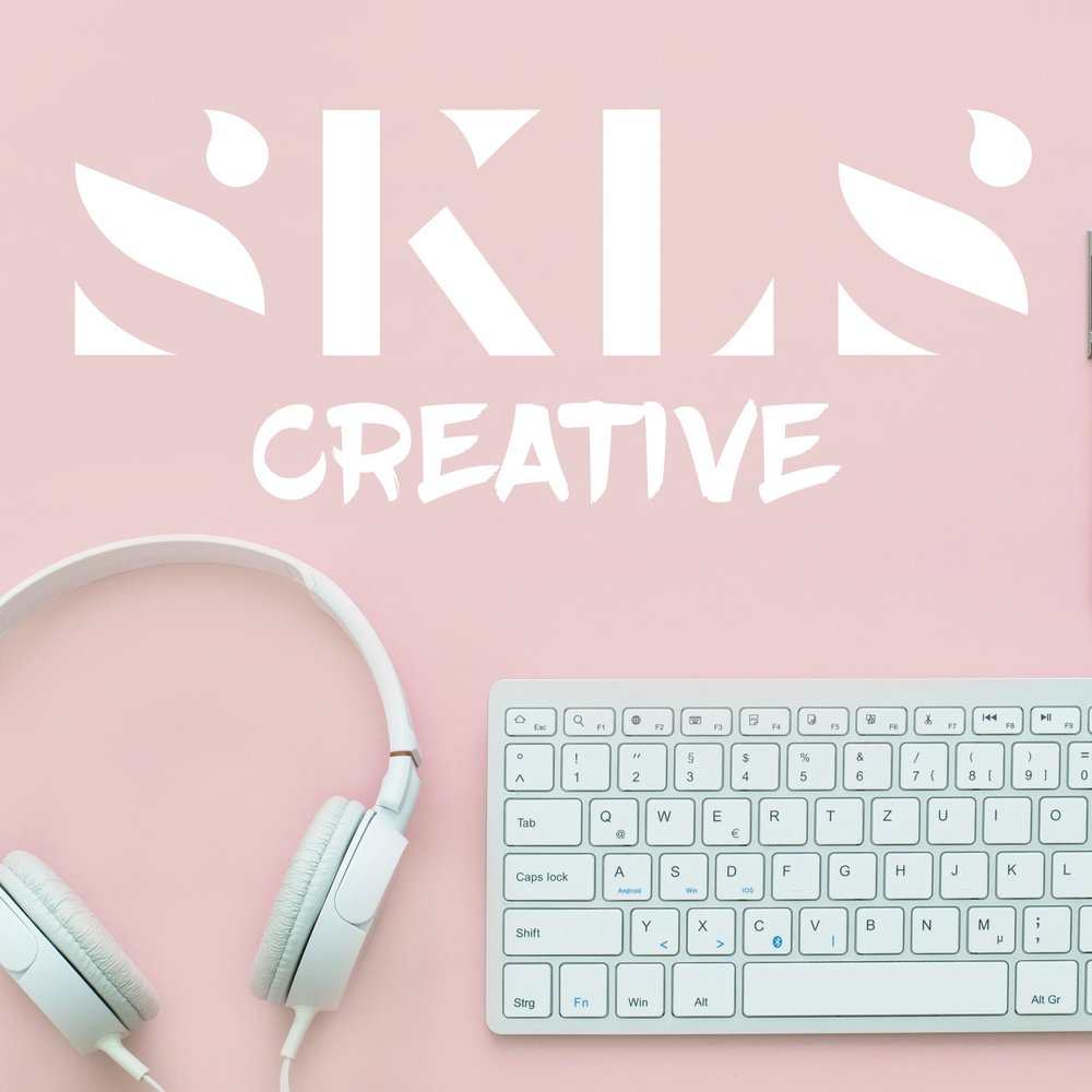 SKLS CREATIVE -   WEBSITE DESIGN & SOCIAL MEDIA