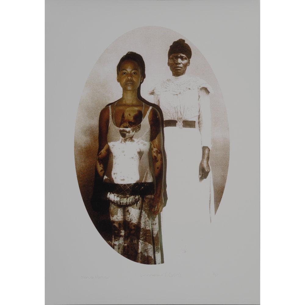 Umasifanisane I (Comparison I) , 2014  Nomusa Makhubu