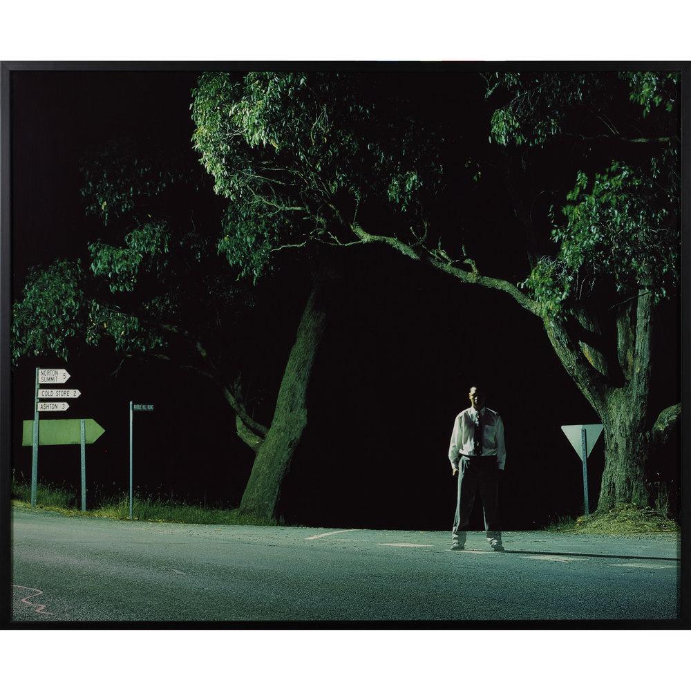 Give Way,  2001  Darren Siwes