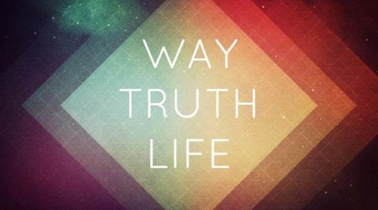 Way Truth Life - pic only