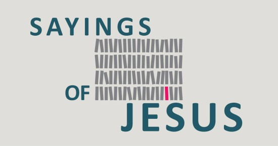 Sayings of Jesus complete