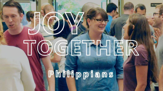 Joy Together Graphic