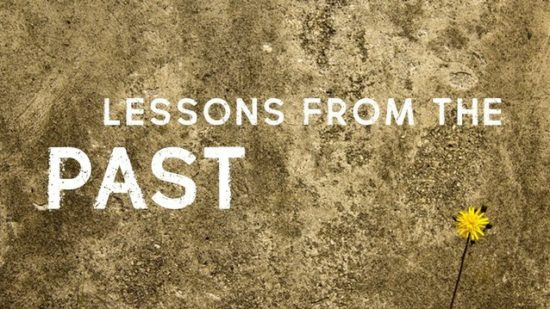 Lessons from the past complete 640