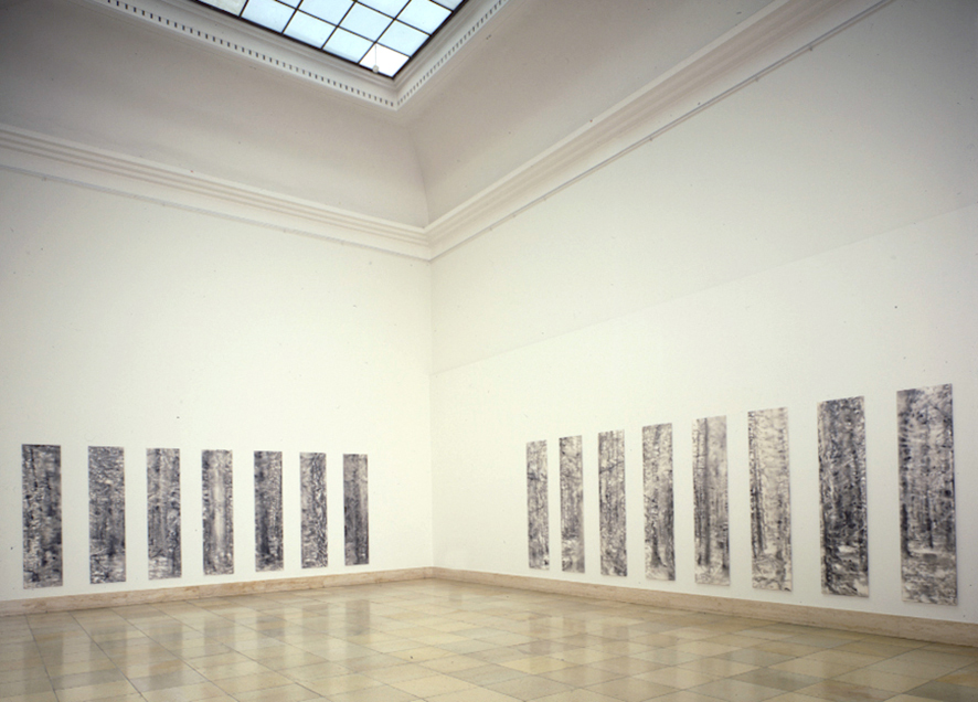 Staatsgalerie moderner Kunst Muchen 1996