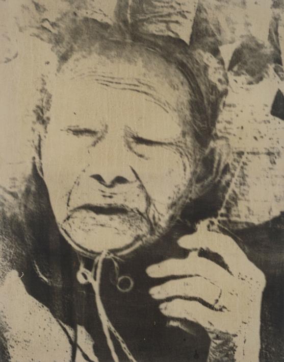Woman Listening 1991