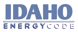 Idaho Energy Code