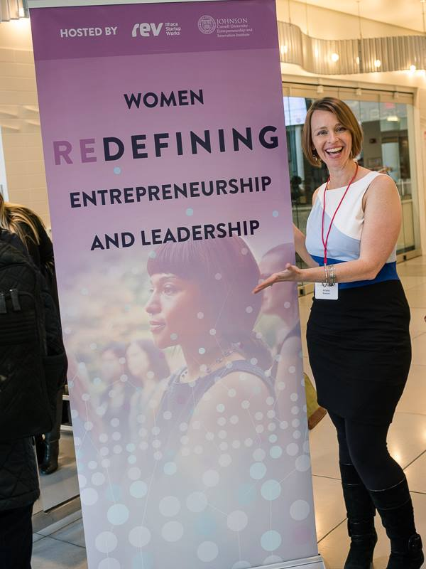 Women Redefining Entrepreneurship