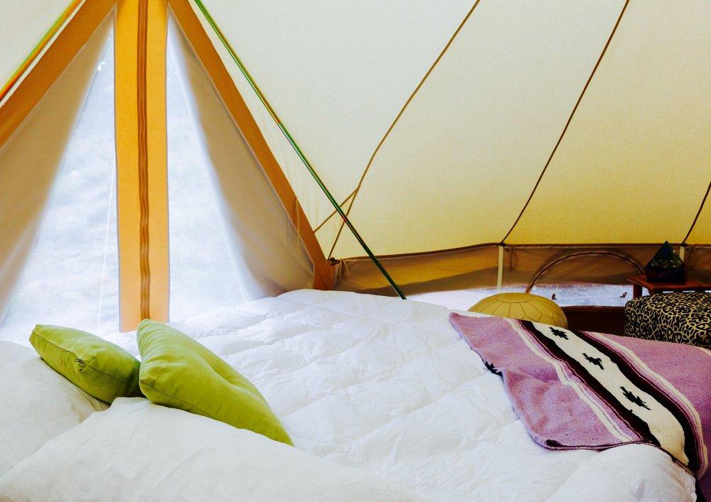 Camping at Sage Hills