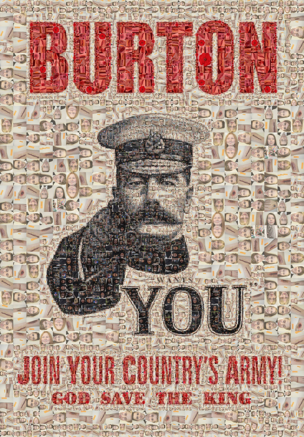 Burton needs You