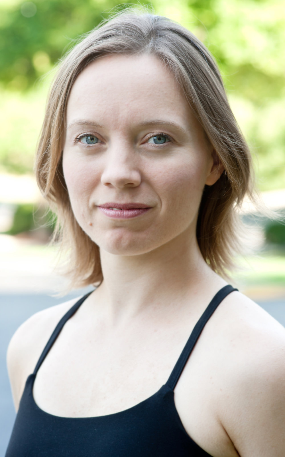 Jane Gotch is a Gyrotonic Instructor, dancer, and Gyrotonic Trainer in Kansas City.
