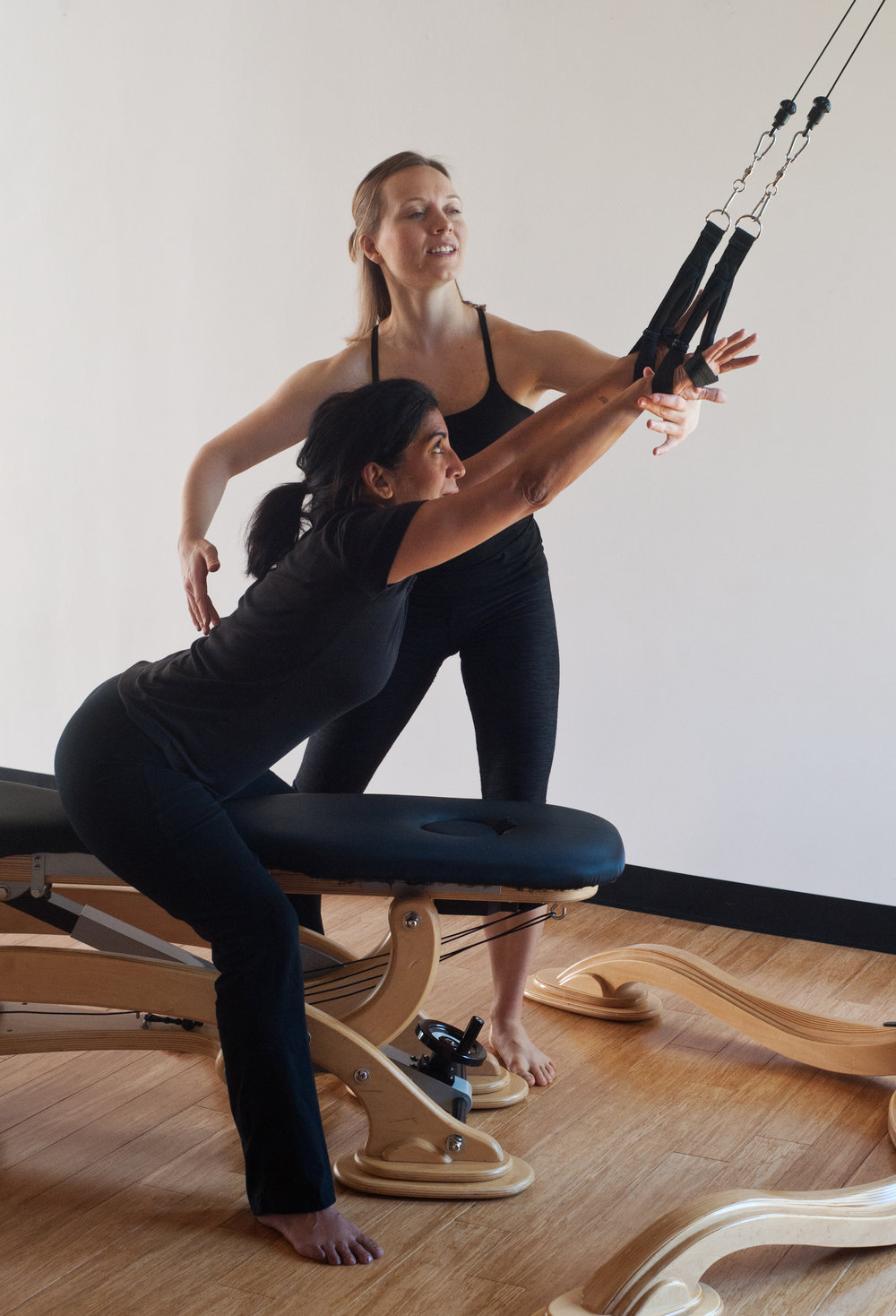 Gyrotonic one on one personal training