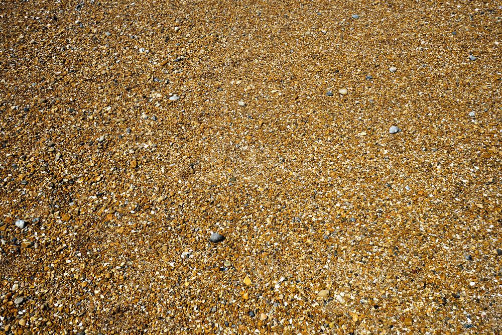 Brighton's stoney beach