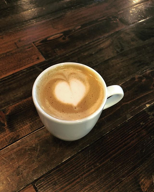 Start your Saturday off right with an oat milk cortado. . . . . . #coffee #savannah #georgia #scad #armstrong #georgiasouthern #coldbrew #historic #espresso #community #conversation #neighborhood #blessings #positiveenergy #cortado #oatmilk