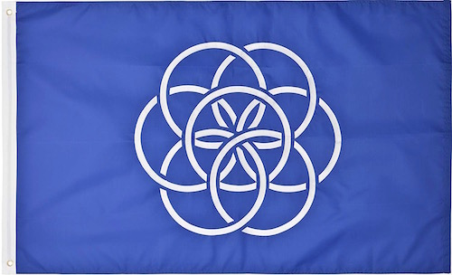 new earth flag (proposed)