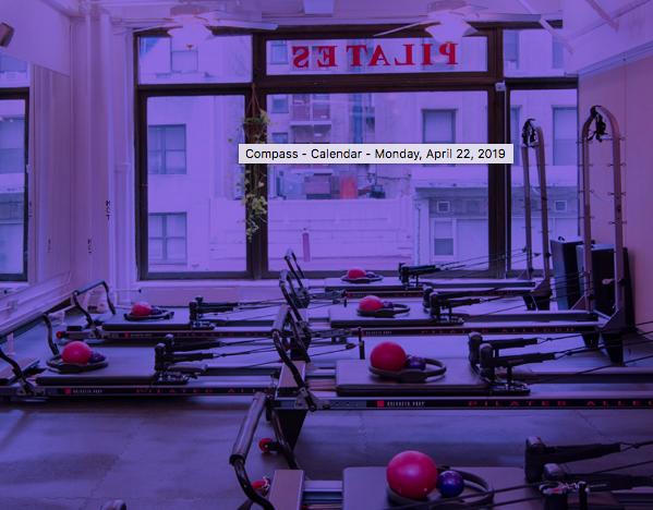 Pilates Reforming