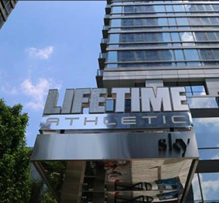 Life Time Fitness - Sky