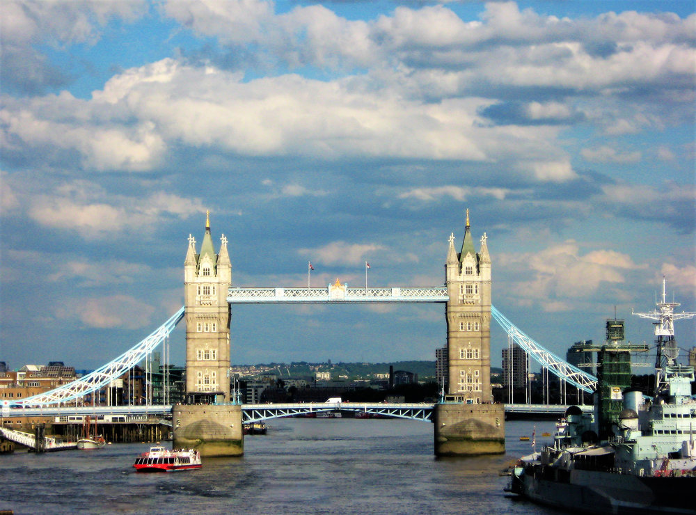 London Bridge ©APaigeBaker, 2017