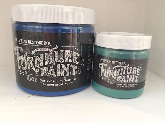 Did you know that we carry paint? Perfect for the piece of furniture that needs a refresh!  Workshops will be coming soon! Anything in particular you would want to take?!
