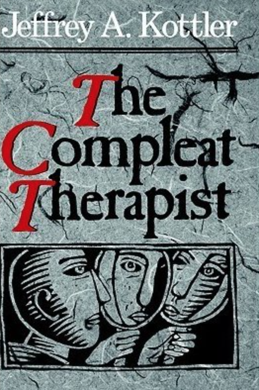 The Compleat Therapist by Jeffrey Kottler