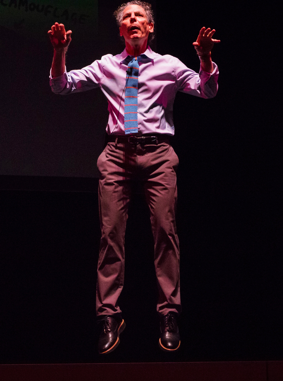 - Charismatic and entertaining, Dr. Kottler appears to practically levitate off the stage as he acts out a story to illustrate the ways that people experience transformative changes in their lives.