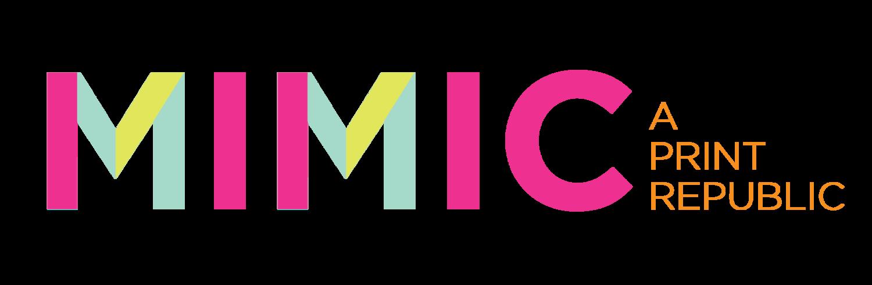 Business Cards — Mimic Print