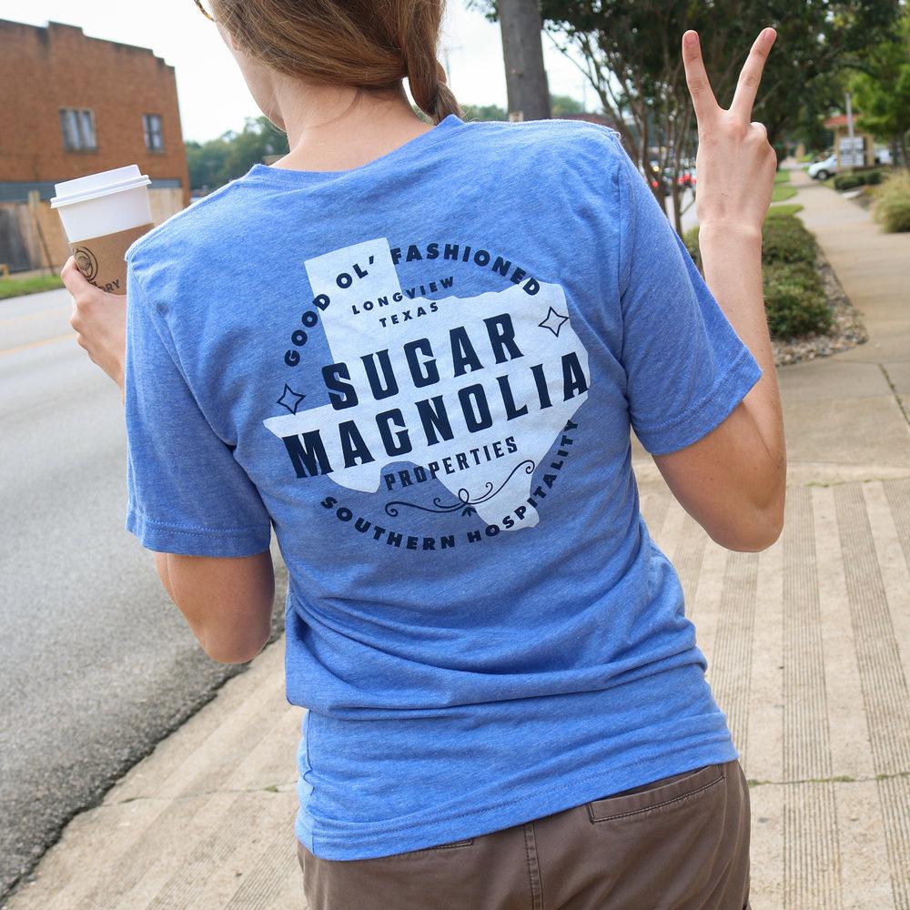 Texas Real Estate Company Sugar Magnolia located in Longview, Tx