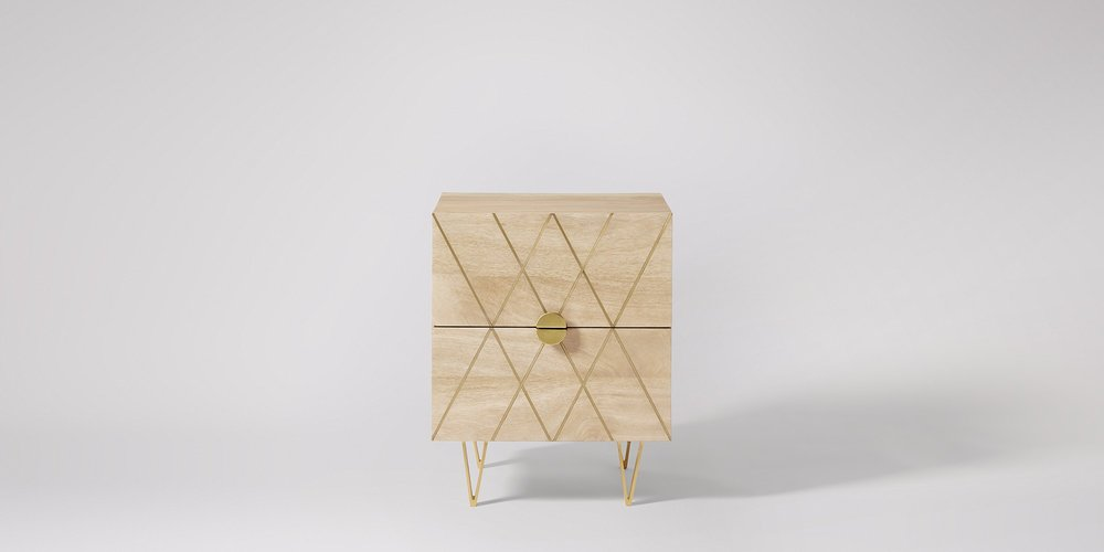 Wray Bedside Table £199