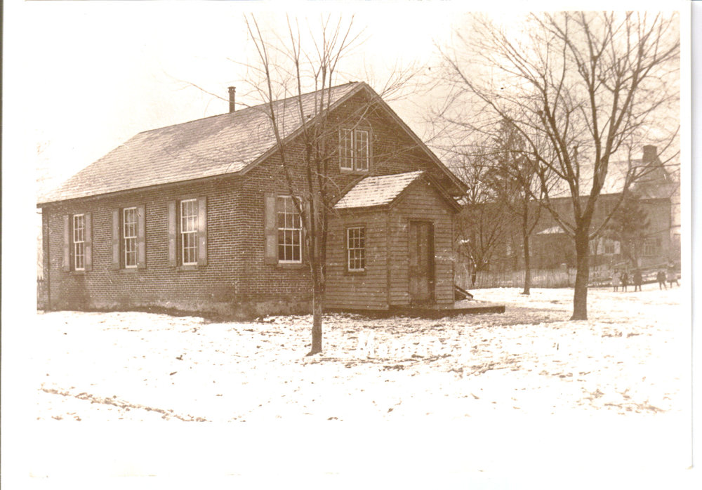The Monocacy School   Early 1900's   Explore Today