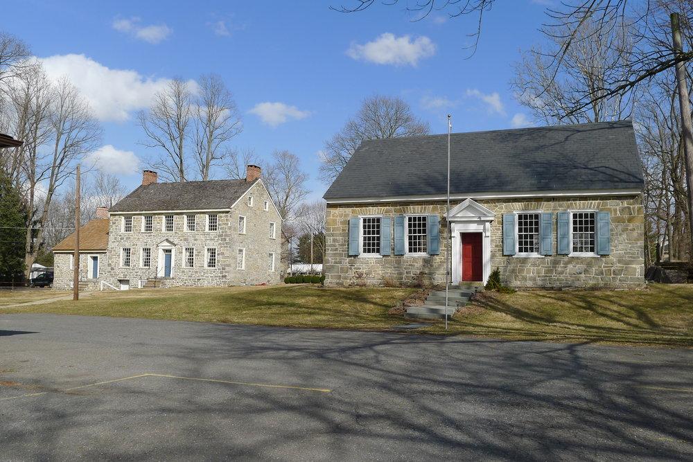 The Wolf Academy & Ralston-McKeen House   Modern Day
