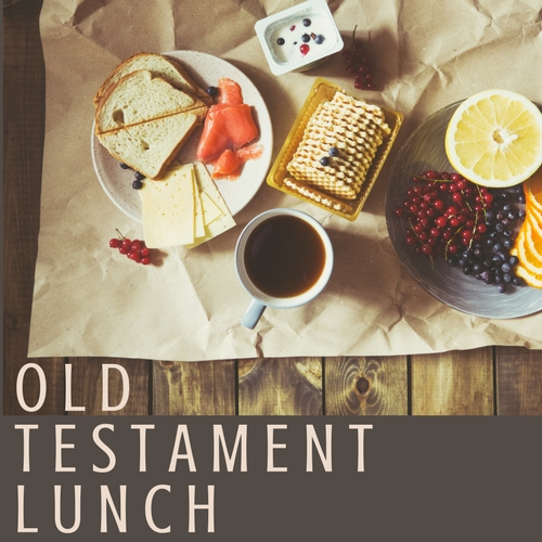 Old Testament Lunch  Wednesdays 12:30pm | VU