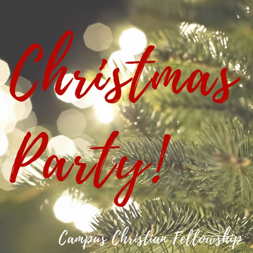 Christmas Party  December 8 | Hillcrest Chapel