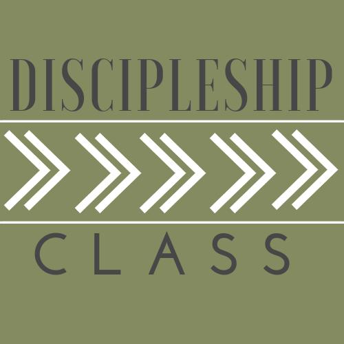 Discipleship Class  Tuesdays & Wednesdays | 4pm-5:45om