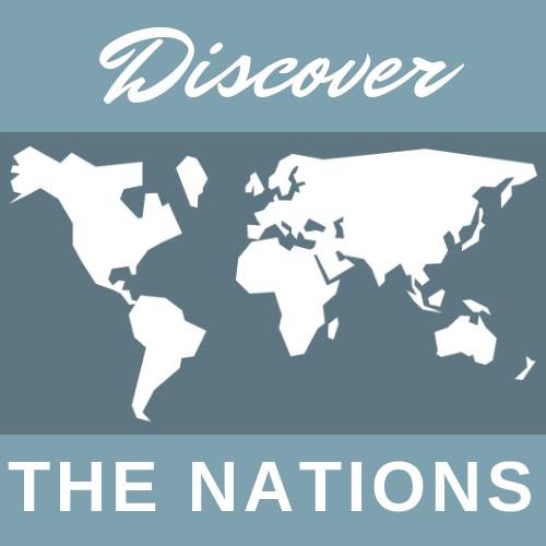 Discover the Nations  Registraion Deadline: Feb. 6th