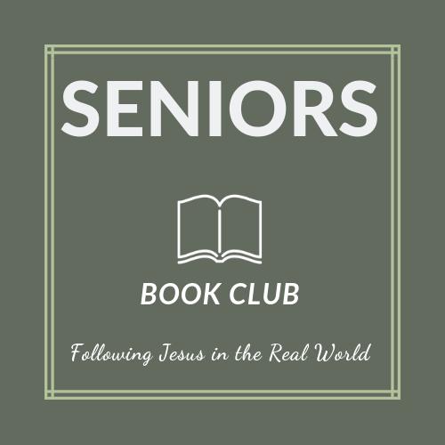 Seniors Book Club  Jan 19th @ 10am   Barkley Woods