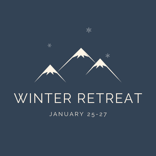 Winter Retreat  Jan 25-27 | Warm Beach Camp