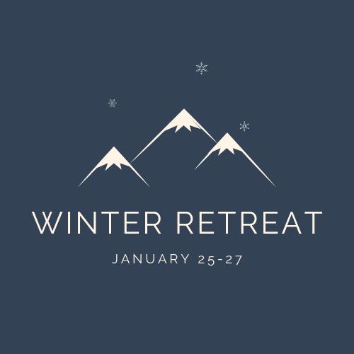 Winter Retreat  Jan 25-27   Warm Beach Camp
