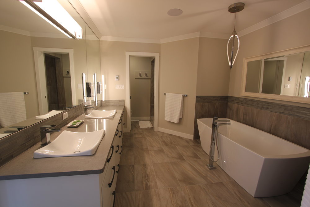 Masted Bedroom Addition - Ensuite