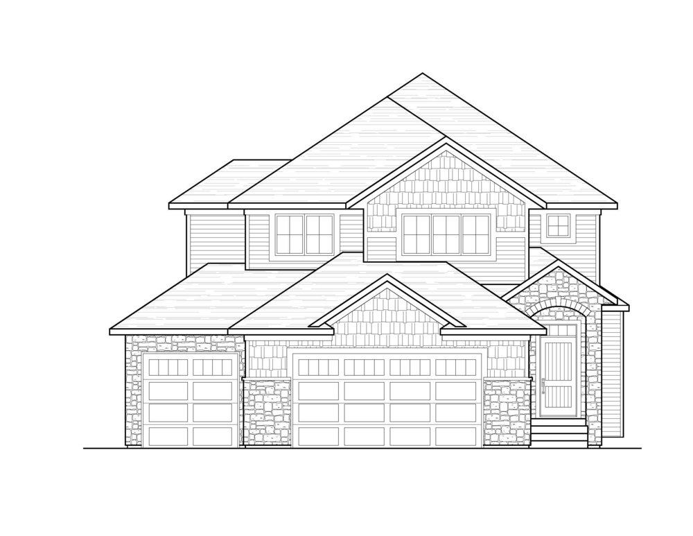 Belleterre - Two-Storey | 2,430 sf
