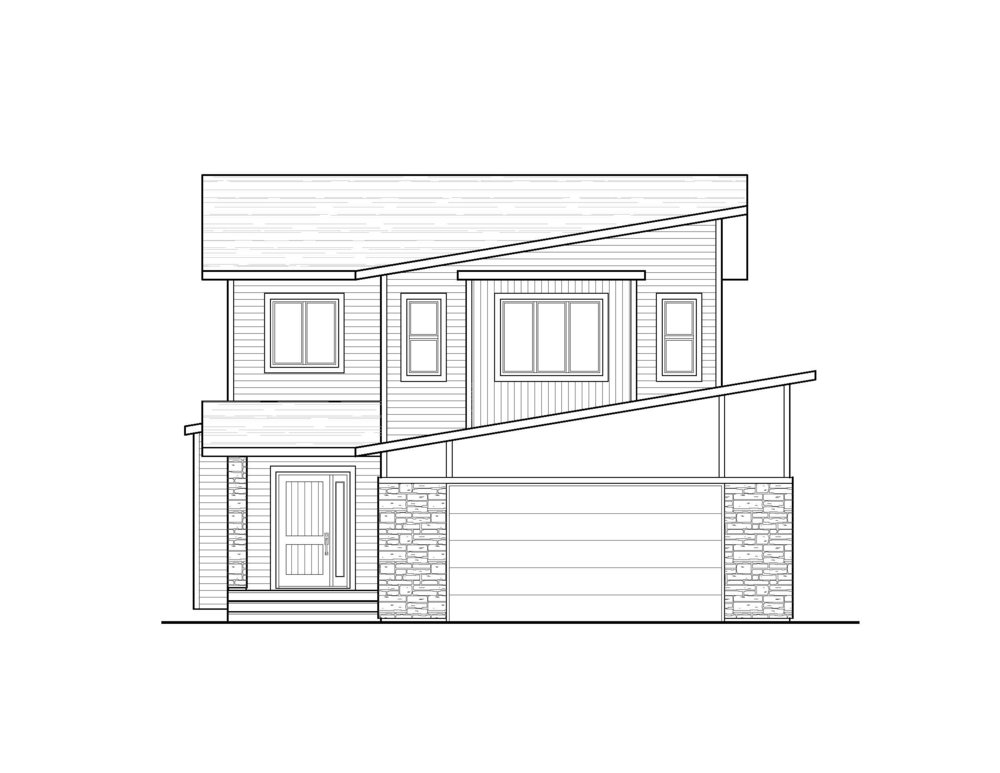 Brookestone - Two-Storey | 1,882 sf