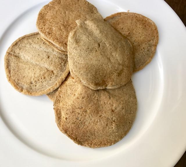 pancakes gluten free, vegan, flourless