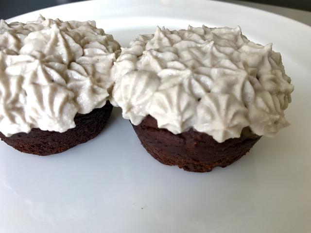 Chocolate Cupcakes for brain health - gluten free, grain free, vegan and paleo!