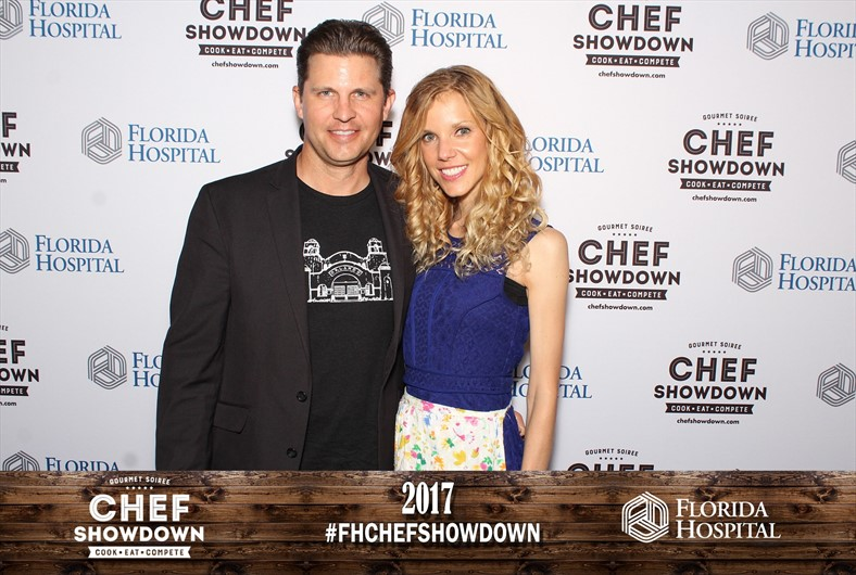 Florida Hospital Celebrity Chef Showdown