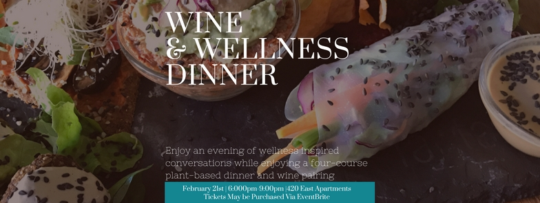 Wine and Wellness Dinner