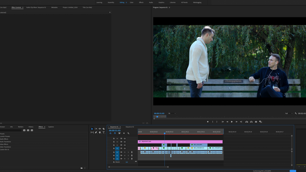 Demo + Video Editing -