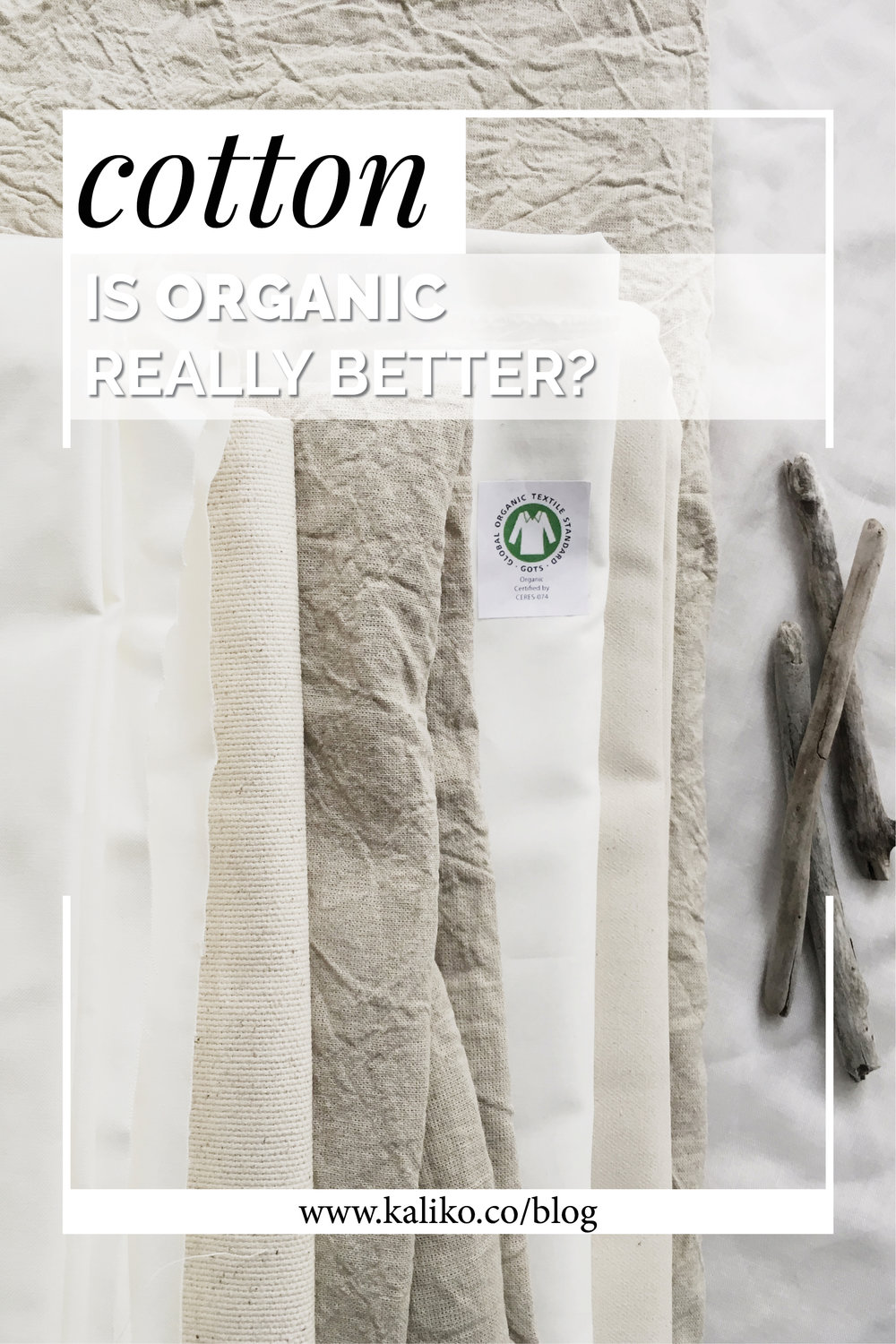"Don't be deceived by ""natural fibre"" rhetorics. Conventional cotton is not as natural as it sounds. What does that mean for us and our environment? Well, nothing good. Production of conventional cotton fabric pollutes the air and surface waters, decreases biodiversity and shifts equilibrium of ecosystems.  It can irritate consumers' skin, causing allergies, eczema or even cancer. We are presenting 7 FACTS AND MYTHS ABOUT ORGANIC COTTON. #organiccotton #sustainablefashion #slowfashion"