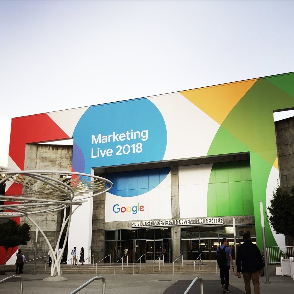 Mason Interactive at Google Marketing Live