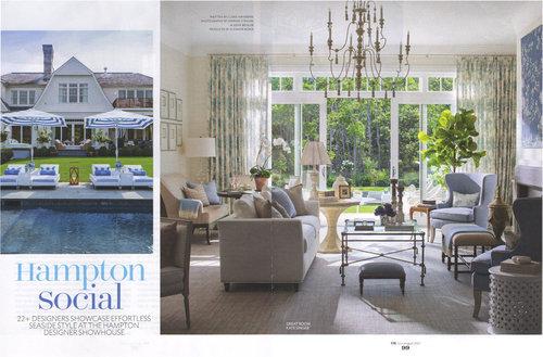 Traditional Home July/August 2017 — KATE SINGER HOME on hampton design, hampton designer bedrooms, hampton home,